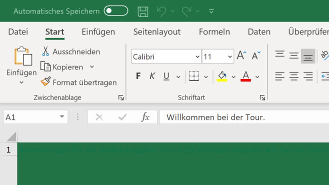 PDF in Excel online umwandeln (CleverPDF) ©COMPUTER BILD