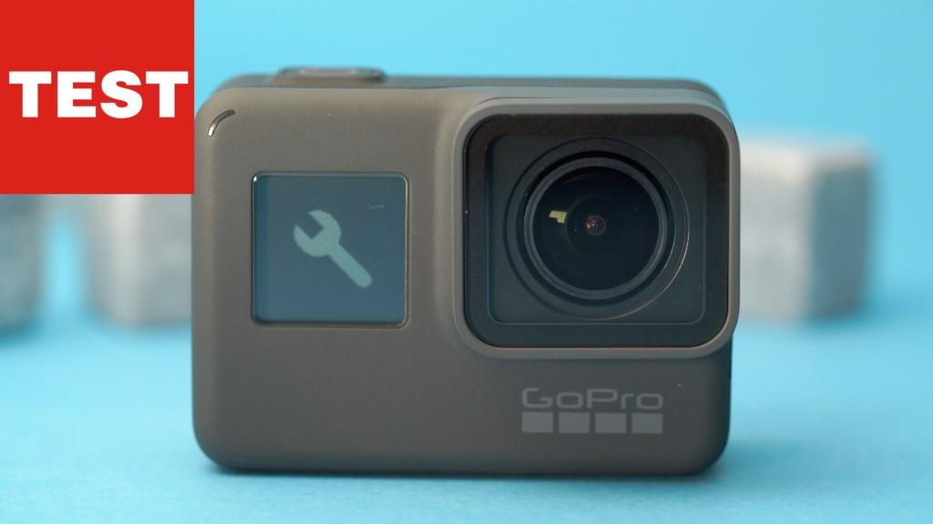 g nstige action cam gopro hero 2018 im test audio video. Black Bedroom Furniture Sets. Home Design Ideas