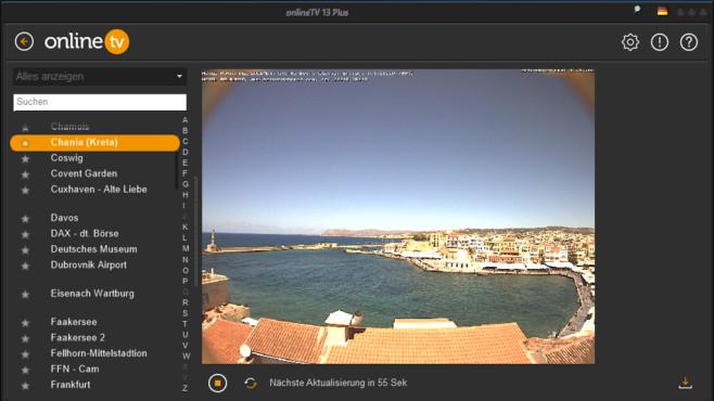 Webcams nutzen ©COMPUTER BILD