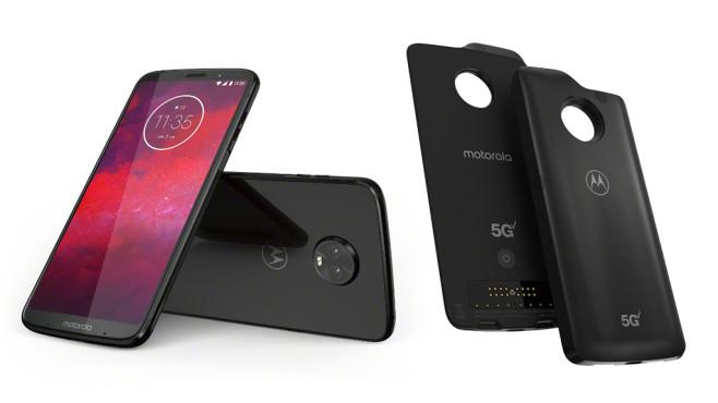 Motorola Moto Z3©Motorola