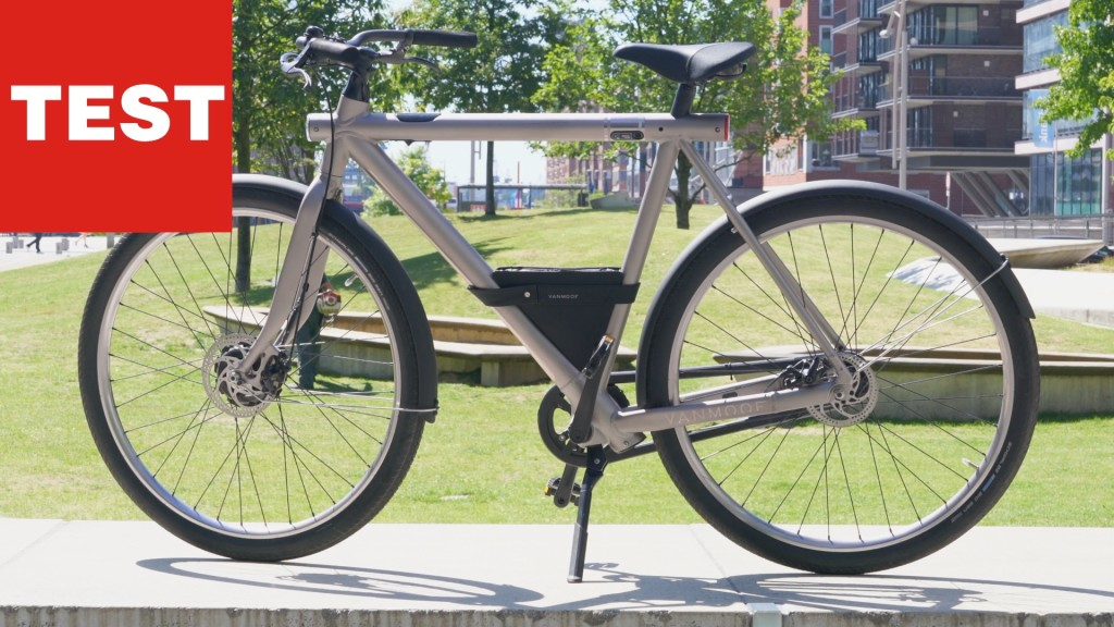 vanmoof electrified s im test das perfekte ebike. Black Bedroom Furniture Sets. Home Design Ideas
