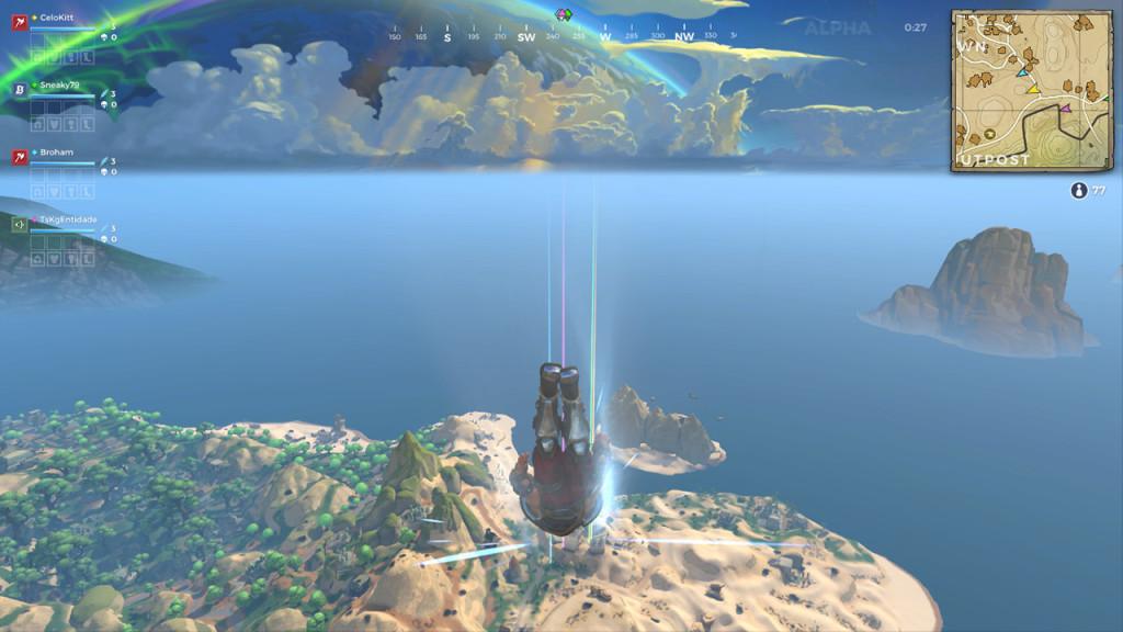 Screenshot 1 - Realm Royale