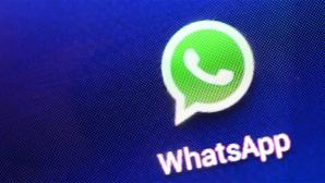 WhatApp-Logo©dpa-Bildfunk