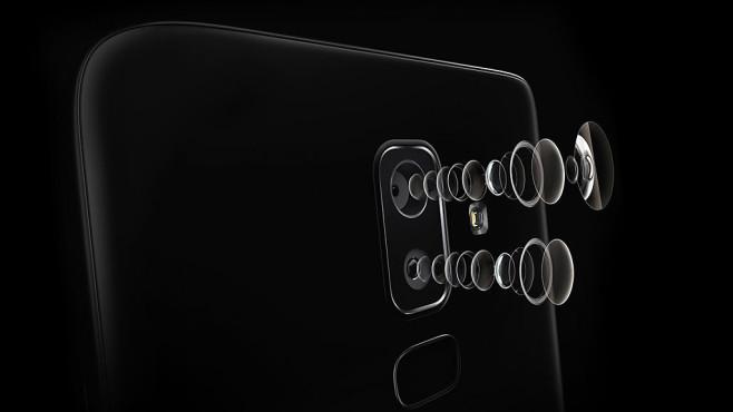 Samsung Galaxy J8 (2018): Dual-Kamera©Samsung