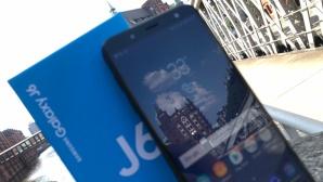 Samsung Galaxy J3 (2018)©COMPUTER BILD