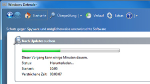 Windows Defender © COMPUTER BILD