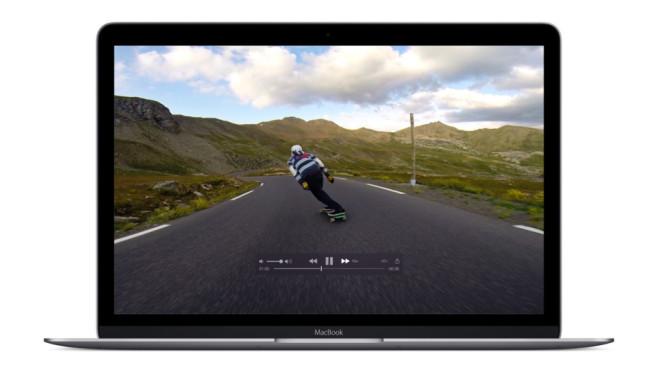 Apple MacBook (12 Zoll)©Apple
