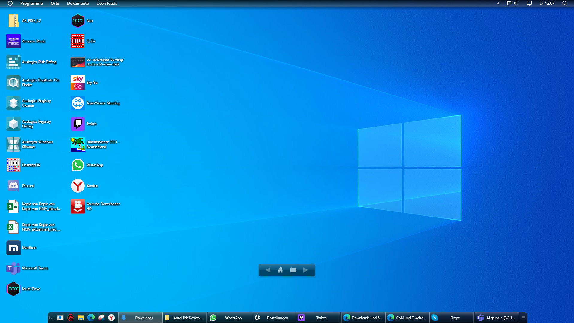 Screenshot 1 - Cairo Desktop
