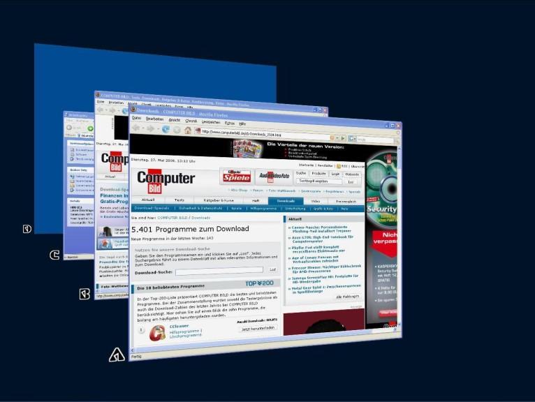 Screenshot 1 - WinFlip