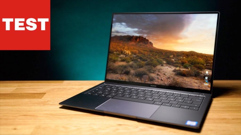Huawei Laptop Wallpapers: Huawei MateBook X Pro: Dem Apple MacBook Täuschend ähnlich