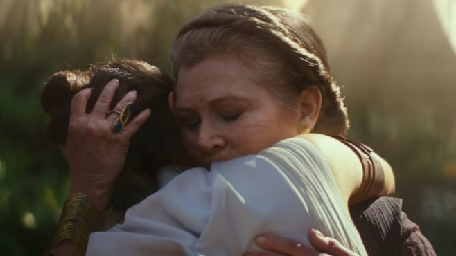 Szene Star Wars 9©Disney