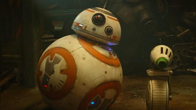 Szene aus Star Wars 9©Disney