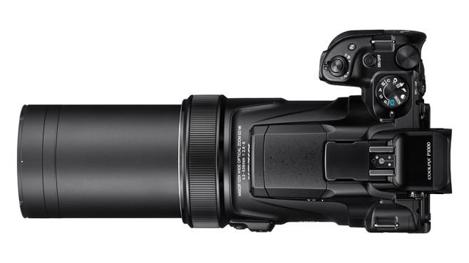 Nikon Coolpix P1000©Nikon