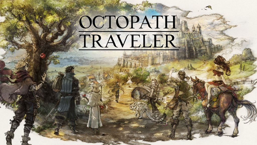 Octopath Traveler©Square Enix