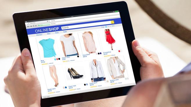 Online-Shopping mit Tablet©istock/AndreyPopov
