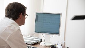 COMPUTER BILD Pulssensoren Test Schön Klinik Neustadt©Alena Zielinski / COMPUTER BILD