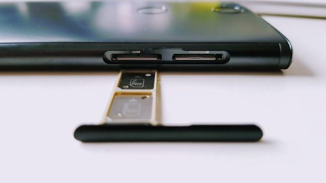 Sony Xperia XA2 Plus©COMPUTER BILD/Michael Huch