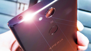 Smartphone Sony Xperia XA2 Plus©COMPUTER BILD/Michael Huch