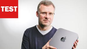 Apple Mac mini 2018 im Test©COMPUTER BILD