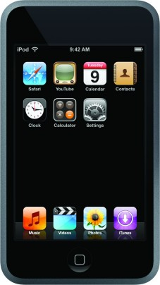 Apple iPod touch©apple