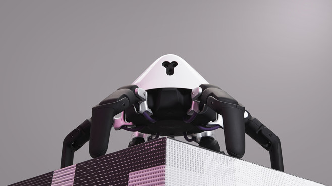 Hexa-Roboter©Vincross