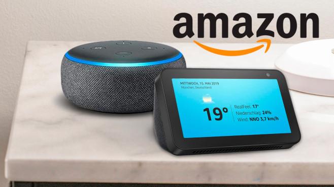 Amazon-Echo-Geräte©Amazon