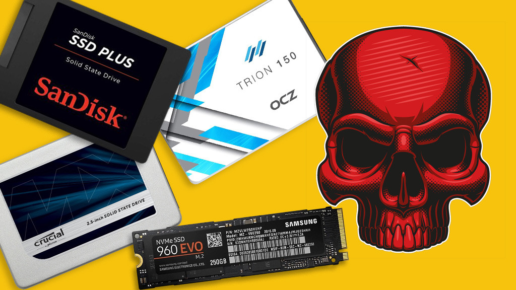 Ssd Todsunden 27 Bose Fehler Computer Bild