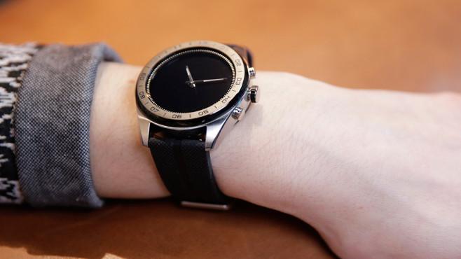LG Watch W7: Just-Watch-Modus©COMPUTER BILD