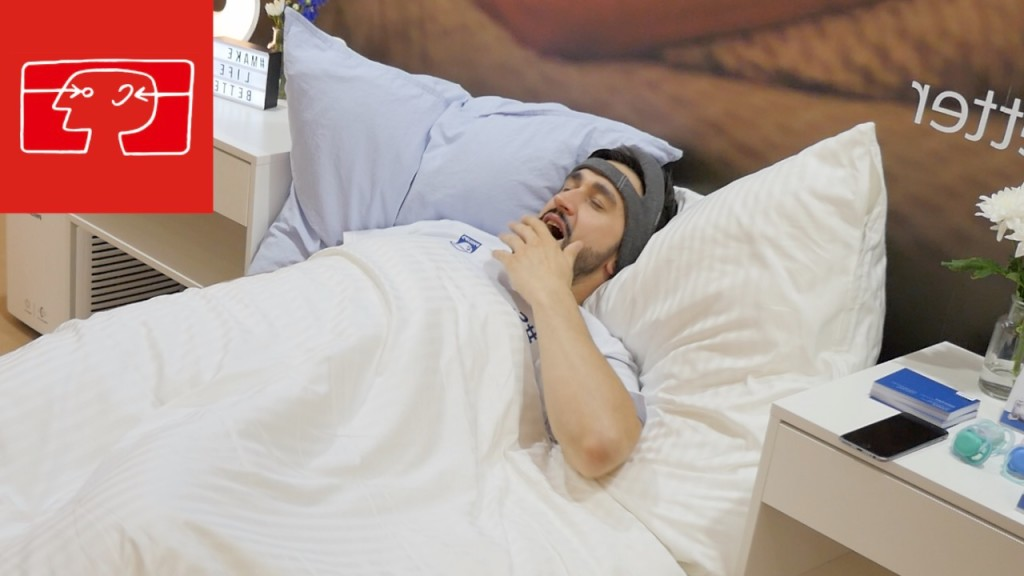 philips smartsleep m tze f r besseren tiefschlaf. Black Bedroom Furniture Sets. Home Design Ideas