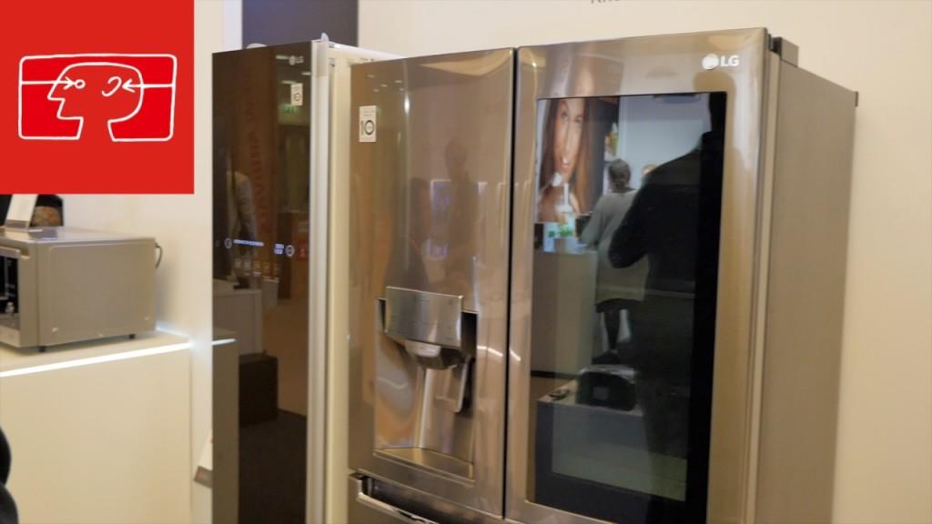 Kühlschrank Lg : Lg instaview multidoor kühlschrank mit durchblick computer bild