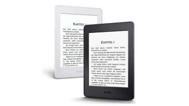 Amazon Reduziert Kindle Paperwhite Um 20 Euro Computer Bild