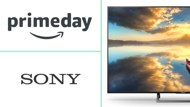 Angebote am Amazon Prime Day © Amazon, Sony