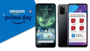 Amazon Prime Day: Handy-Angebote © Amazon, Samsung, Xiaomi