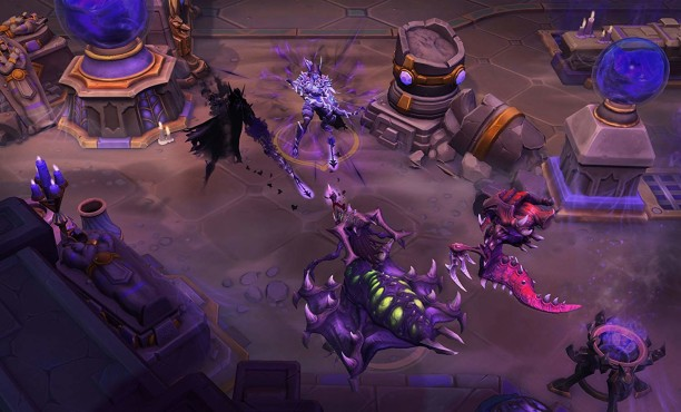Heroes of the Storm © Blizzard