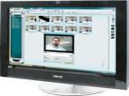 Finden Sie die richtige Webcam � schon f�r weniger als 20 Euro! Asus PG191: Einige Flachbildschirme haben bereits eine Webcam eingebaut.