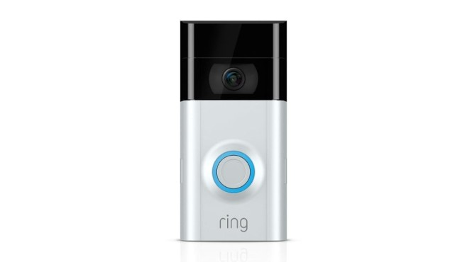 Amazon Ring Video Doorbell 2 © Amazon