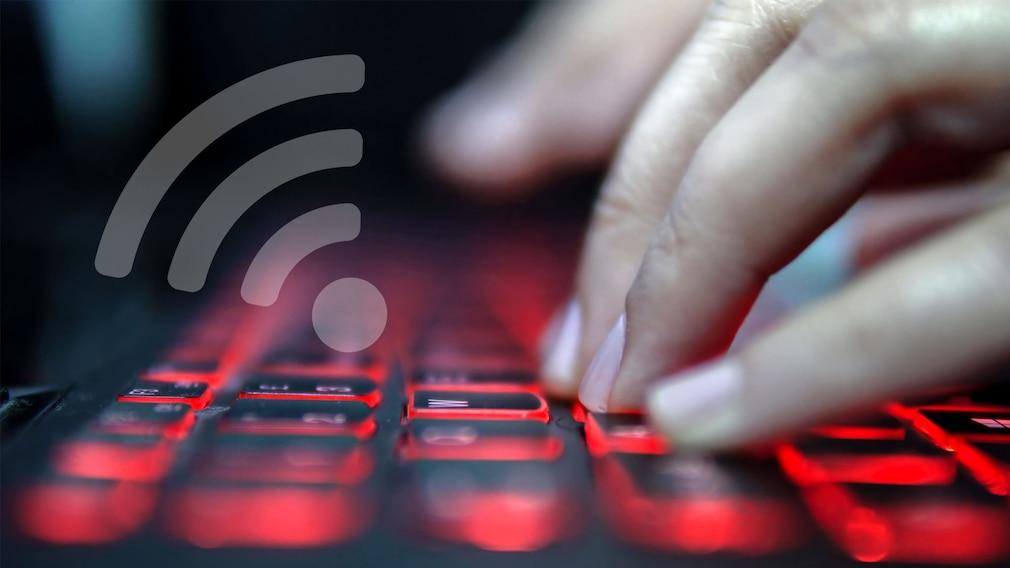WLAN-Hacker finden: Kostenloses Windows-Tool spürt Mitsurfer auf Machen sich ungebetene Surfer in meinem WLAN breit? Das sehen weder anhand Ihres Routers noch anhand seiner Funkwellen.©WLAN-Hacker