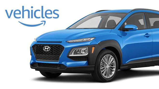Hyundai neben Amazon-Logo©Amazon, Hyundai