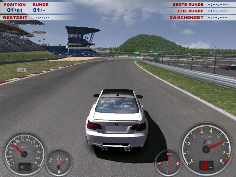 Screenshot 1 - BMW M3 Challenge