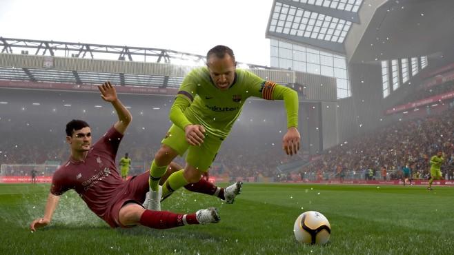 PES 2019 im Test: Packender Fußball-Realismus! - COMPUTER BILD SPIELE