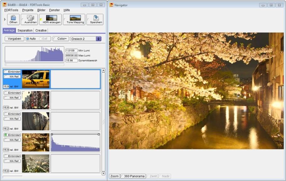 Screenshot 1 - FDRTools