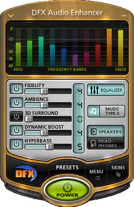 DFX Audio Enhancer