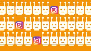Instagram Bots©Instagram, iStock.com/sukanda26