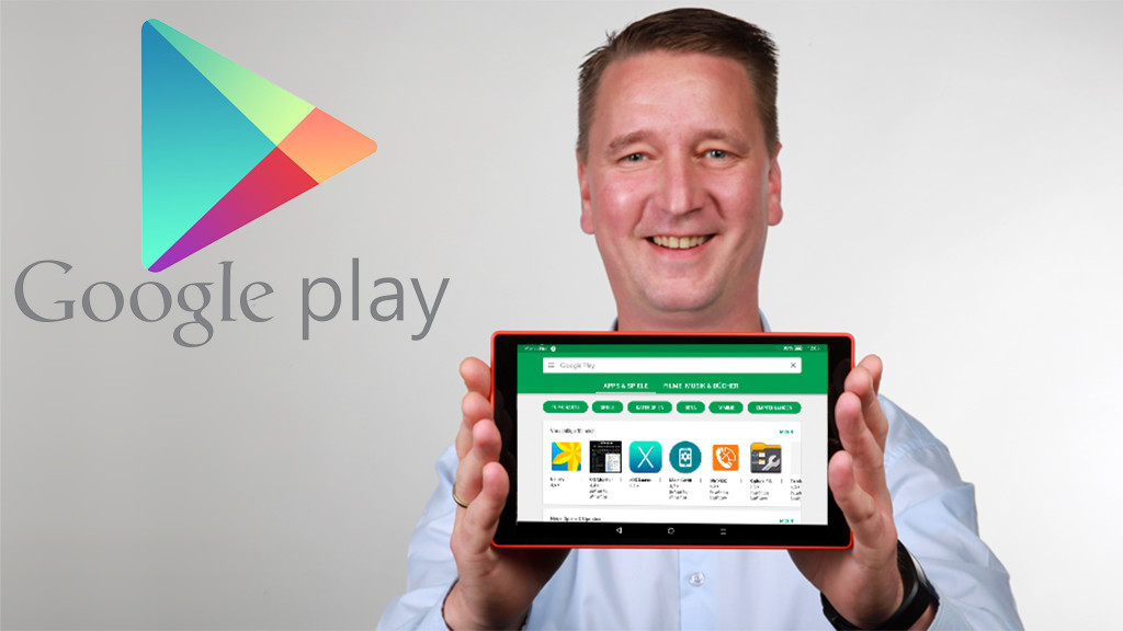 Amazon-Fire-Tablet: Google Play Store installieren!