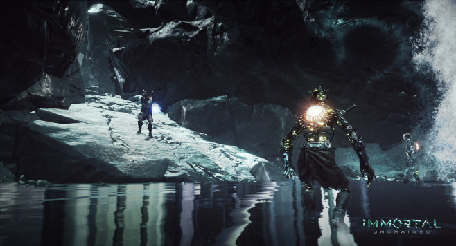 Immortal – Unchained: Dark Souls mit Knarren©Toadman Interactive