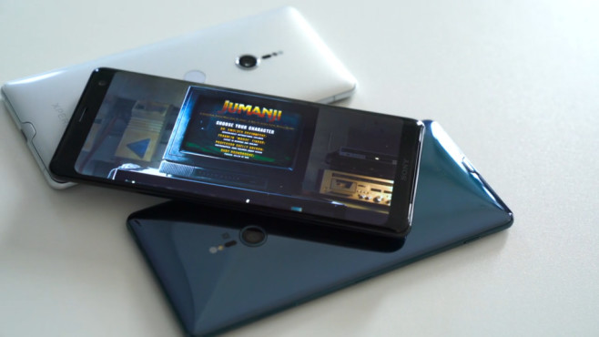 Sony Xperia XZ3 Leak©COMPUTER BILD