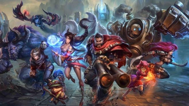 League of Legends©Riot Games