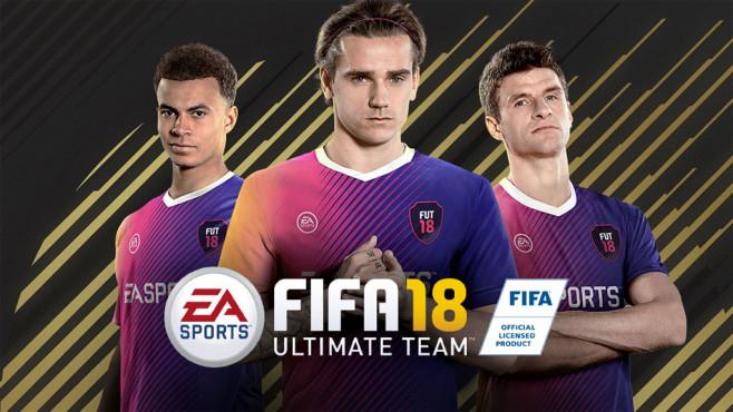 FIFA Uliomate Team©EA