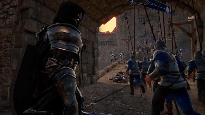 Conqueror's Blade: Angriff auf die Burg©Booming Games
