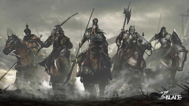 Conqueror's Blade: Charaktere von westlich bis östlich©Booming Games